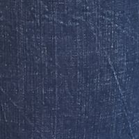 Women's Plus: Mid Rise Sale: Largo Blue Melissa McCarthy Seven7 Plus Size Straight Leg Roll Cuff Jeans