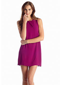 Eight Sixty Solid Shift Dress