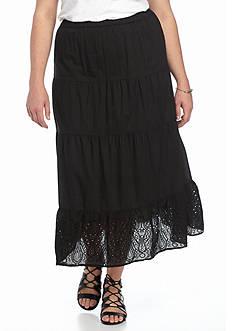Plus Size Skirts