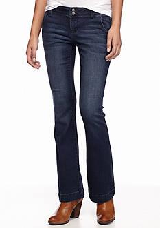 Earl Jean Clean Flare Leg Jean