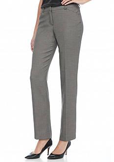 Sharagano Birdseye Trouser Pants
