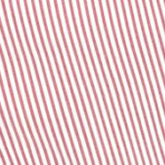 Sleeveless Shirts For Women: Flamingo Pink/White Sharagano Striped Button Down Tank
