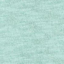 Sharagano: Aqua Green Sharagano Crochet Sleeve Sweater