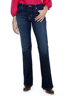 Nine West Vintage America Collection Boho Classic Bootcut Jean (Average & Short)
