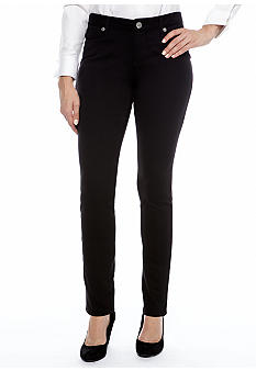 Nine West Vintage America Collection Ponte Matchstick Skinny Pant