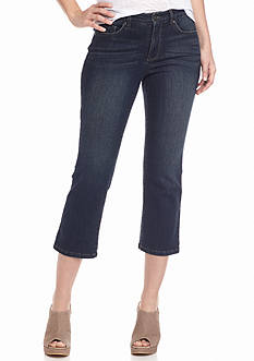 Vintage America Blues Benita Cropped Flared Jeans