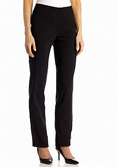 Ruby Rd Air Pull-On Tech Stretch Pants - Short Length