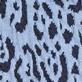 Ruby Rd: Chambray Multi Ruby Rd Petite Cheetah Print Jacquard Vest