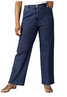 Ruby Rd Plus Size Stretch Denim