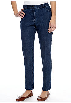 Ruby Rd Cruise Control Classic Ankle Denim