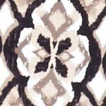 Ruby Rd Women Sale: Blkmult Ruby Rd Pet Knit Must Haves Trellis Border Print Knit Top