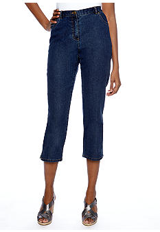 Ruby Rd Favorite Denim Capri