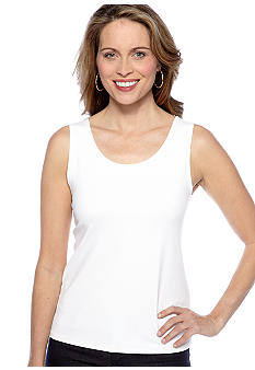 Ruby Rd Favorite Sleeveless Knit