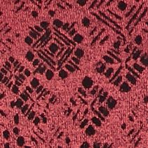 Knit Tops for Women: Rosette/Black Ruby Rd Modern Mood Embellished Tribal Knit Top