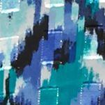 Ruby Rd Women's Plus Sale: Cobalt Multi Ruby Rd Plus Size Prints Please Chiffon Tunic