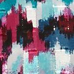 Ruby Rd Women's Plus Sale: Punch Multi Ruby Rd Plus Size Prints Please Chiffon Tunic