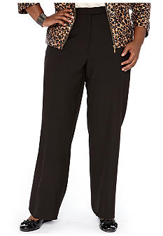 Ruby Rd Plus Size Career Pant Average Inseam