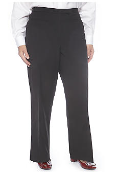 Ruby Rd Plus Size Career Pant Short Inseam