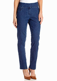 Ruby Rd Key Item Pull-On Jean Pant
