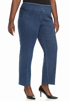 Ruby Rd Plus Size Stretch Jeans