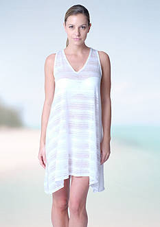 Jordan Taylor V Neck A-Line Dress Cover Up