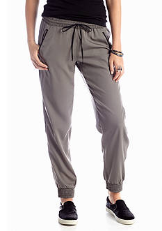 Vanilla Star Piped Woven Soft Pant