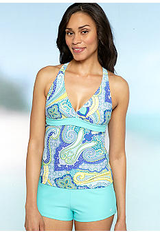 Next Beach Break Racer Back Tankini