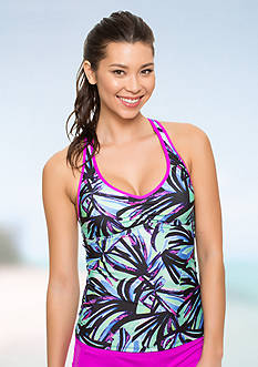 Next Power Thru Step Up Tankini