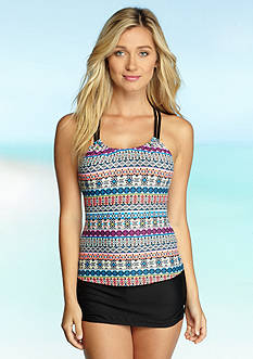 Next Find Your Chi Third Eye Tankini