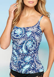 24th and Ocean Belize Scoop Neck Tankini