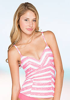 Coco Rave Lucky Girl Stripe Tankini