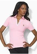 Lauren Active Cotton Pique Polo