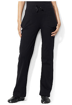 Lauren Active Johnathon French Terry Pant