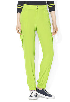 Lauren Active Cargo Ankle Pant
