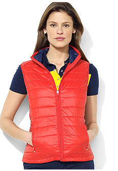 Lauren Active Lightweight Quilted Vest