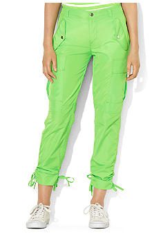 Lauren Active Ankle Length Cargo Pant