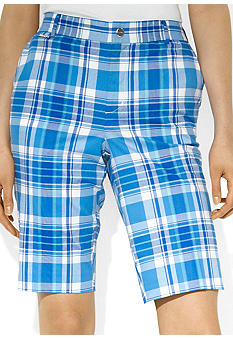 Lauren Ralph Lauren Plaid Bermuda Short
