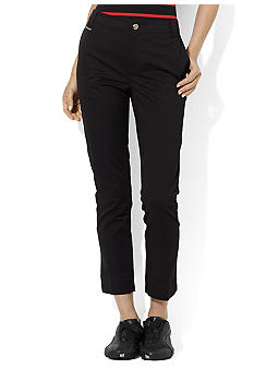Lauren Active Stetch Twill Capri Pant