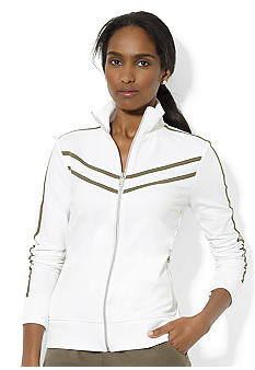 Lauren Active Mockneck Full-Zip Jacket