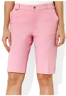 Lauren Active Stretch Cotton Bermuda Short