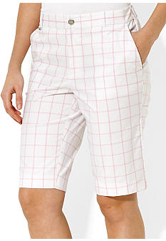 Stretch Cotton Bermuda Short