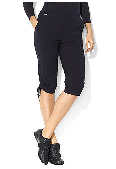 Lauren Active Drawcord Cropped Pant