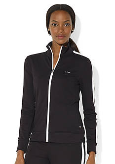 Lauren Active Stretch Mockneck Jacket