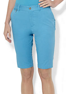 Lauren Active Stretch-Twill Short
