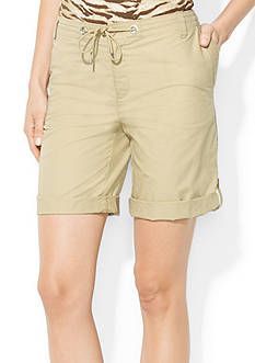 Lauren Active Cotton Ripstop Short