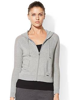 Lauren Active Hooded Full-Zip Sweatshirt