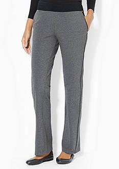 Lauren Active Stretch-Cotton Active Pant