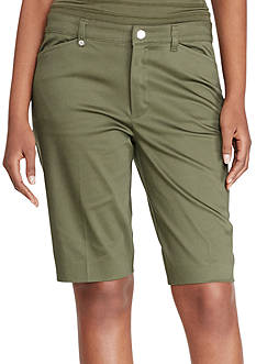 Lauren Active Sateen Golf Shorts