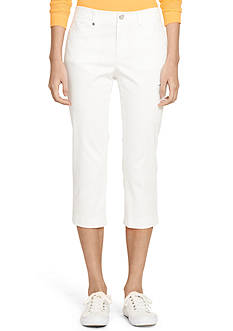 Lauren Active Sateen Golf Straight Pants