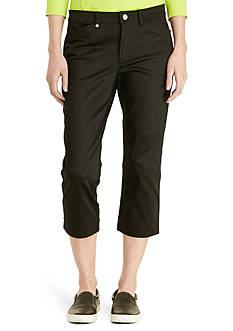 Lauren Active Sateen Golf Straight Pants